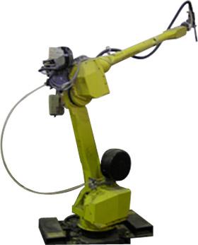 Robot de soudure MIG